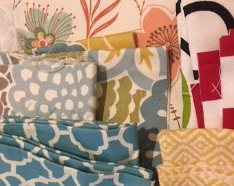 GRAB BAG Upholstery weight fabrics