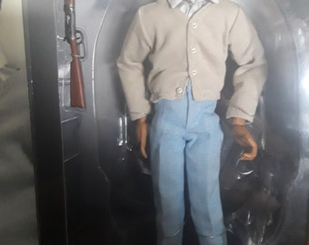 """Night of the Living Dead 12"""" Action Figure AMOK TIME"""