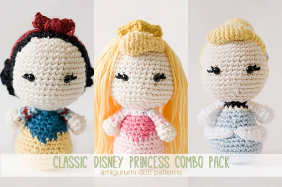 Crochet Princess Doll in Cape Amigurumi Free Pattern - #Crochet, #Doll Toys  Free Patterns • DIY How To | 379x570