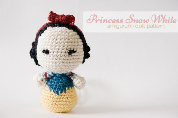 Ravelry: Aurora Amigurumi - Disney Princess pattern by Lucia Arias   379x570
