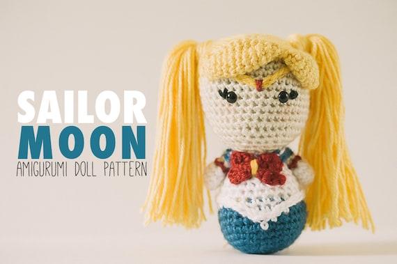 Amigurumi - Crochet Moon - premium & free patterns - Ribbelmonster | 379x570