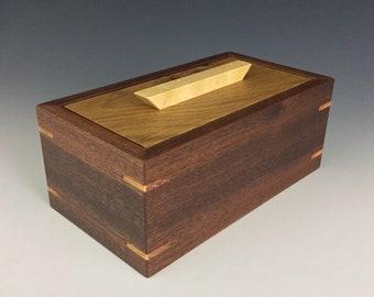 Sapele Longhorn Jewelry box