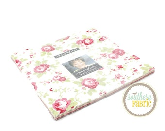 Sophie - Layer Cake (42 pcs) by Brenda Riddle for Moda