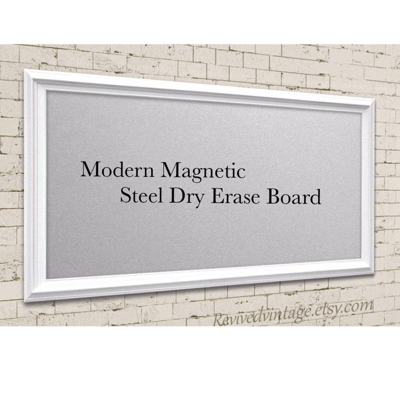 MODERN MEMO BOARDS For Sale Steel Dry Erase Board 53