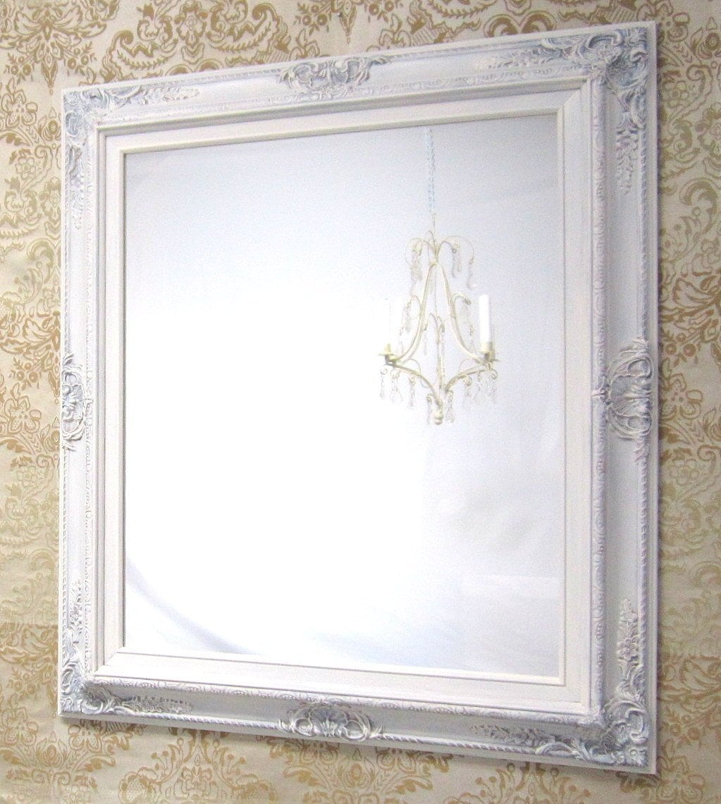 8ce9c71ee8dd2 SHABBY CHIC Mirrors For Sale Baroque Framed Mirror