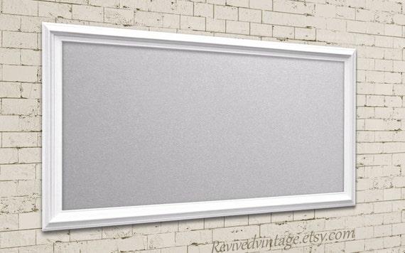 MODERN MEMO BOARDS For Sale Steel Dry Erase Board | Etsy