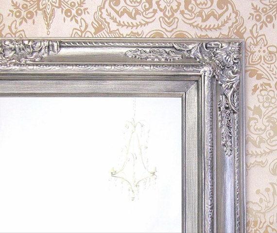 ORNATE VANITY MIRRORS Bathroom Mirror Framed Baroque Vanity | Etsy