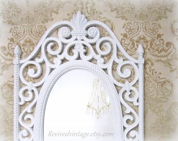 HOLLYWOOD régence miroir pour vente bébé fille chambre d'enfant Decor  Regency Glam 31 \