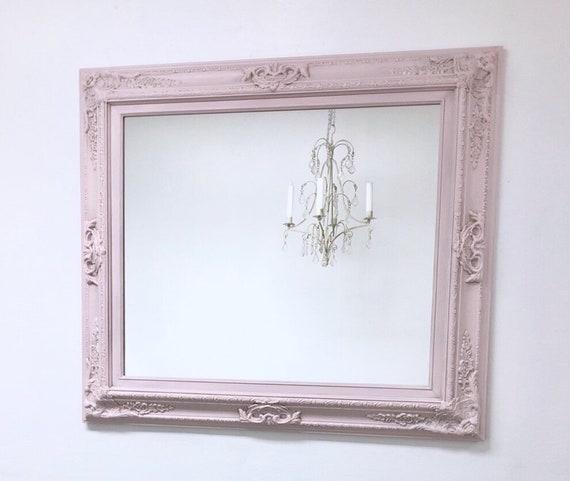 Miroir de chambre d'enfant rose miroir bébé fille chambre d'enfant Decor  bébé crèche 31 \