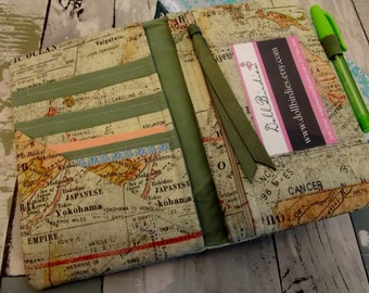 Traveler Notebook Accessory Mini Midori Insert Mini Fauxdori Insert Dollbirdies Original NanoMini Traveler Notebook Insert