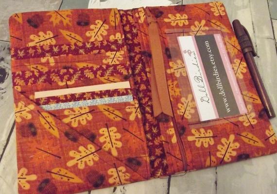Dollbirdies Original B6 Traveler Notebook Pocket Insert Midori B6 Insert Traveler Notebook Insert Fauxdori B6 Insert