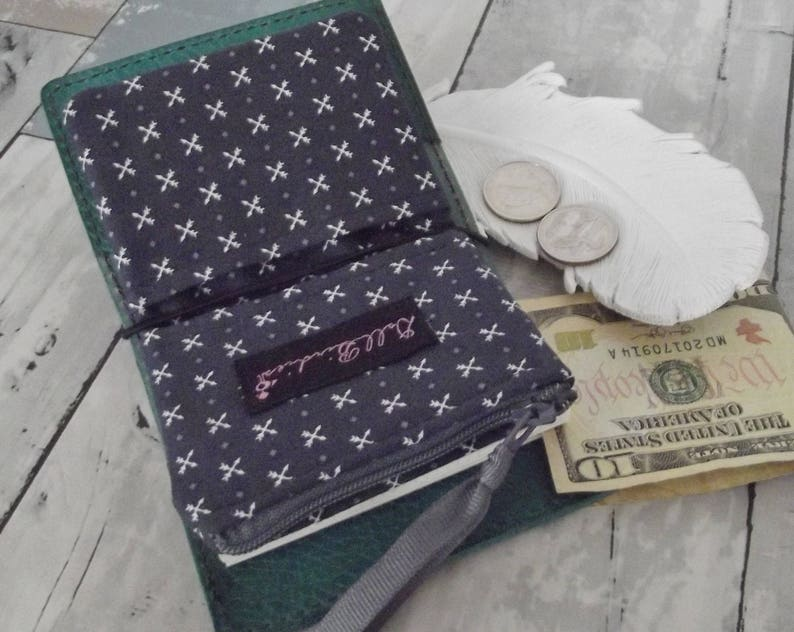 Mini Midori Insert Mini Wallet Dollbirdies Original NanoMini Traveler Notebook Insert Nano Insert Travel Wallet