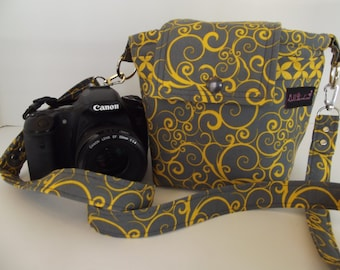 Dollbirdies Original Large DSLR Camera Bag