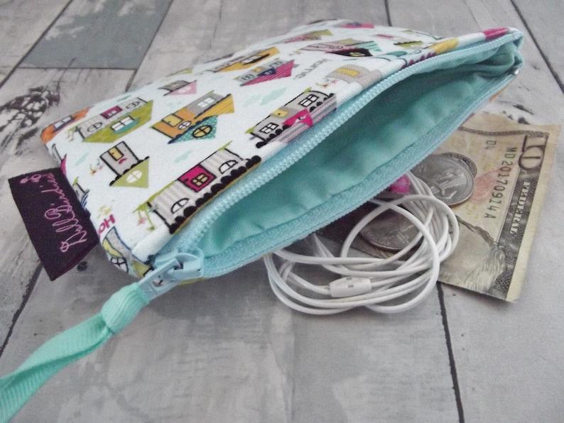 Diaper Bag Pouch Charging Cord Pouch Gift Card Pouch Dollbirdies Original Mini Coin Pouch Hearing Aid Pouch Coin Purse