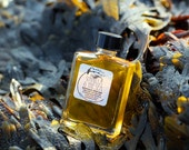 Vanilla & The Sea ~ A Blooming Oceanic Amber - pure natural perfume ~ 15 ml