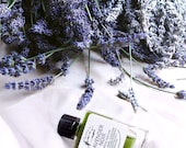 Lavender Noir - crushed lavender, flower incense, mushrooms, moss and smoke - botanical perfume - 5 ml