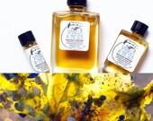 Vanilla and The Sea - natural perfume 1ml vial