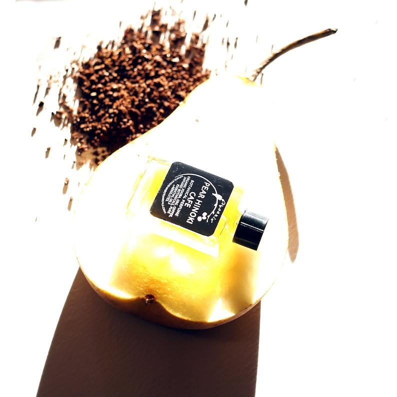 New  Pear Hinoki Cafe  Botanical Perfume  choose your size image 0