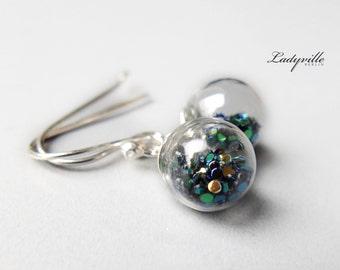 925 Sterling Silver Earrings - Mystic Glitter