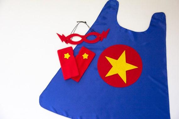 Superhero Cape and Mask Set! Ready to Ship! SALE! 1