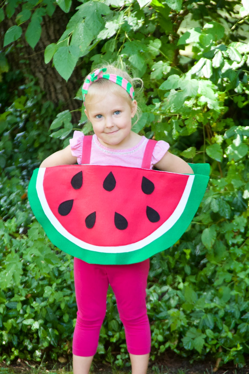 CHILDS WATERMELON COSTUME  Halloween ready  Kids halloween image 0