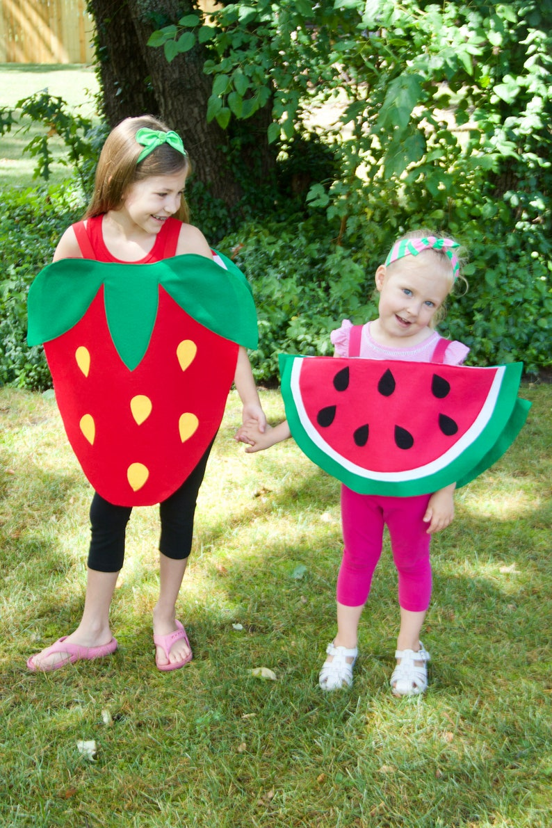 KIDS WATERMELON COSTUME  Halloween ready  Kids halloween image 0