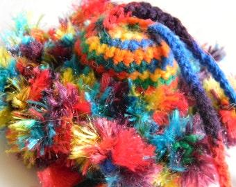Jingle Jangle Crocheted Cat Toy