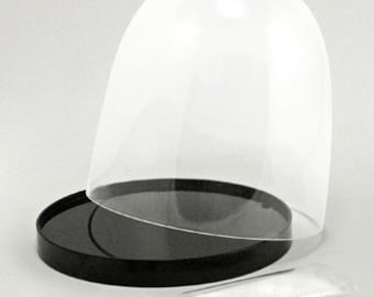 DIY Snow Globe - Make your Own Extra-Large Oval Plastic Snowglobe Kit