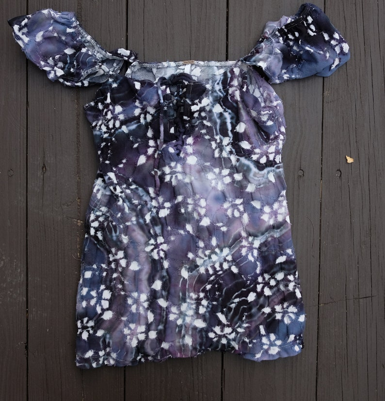 e79f3096acdef Small medium lace up free people top S M Free People