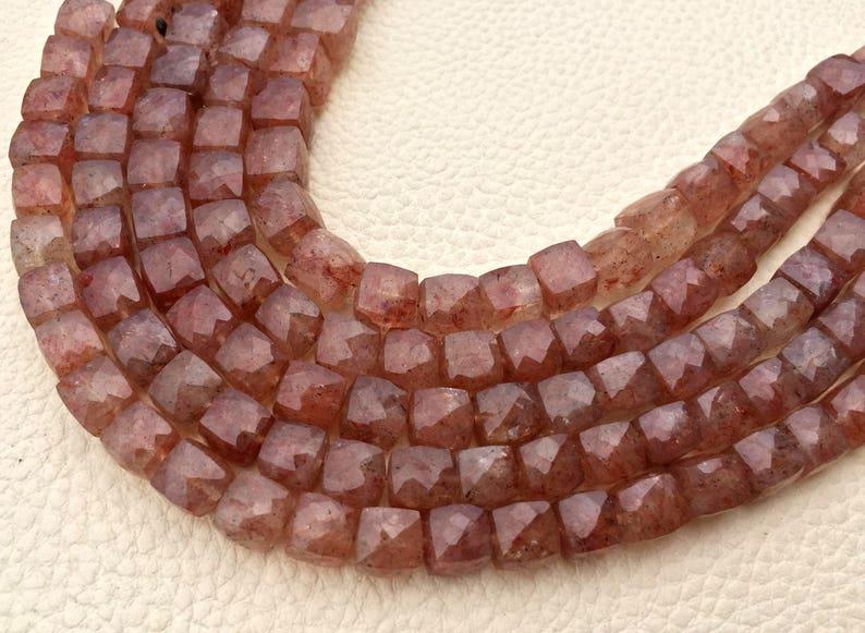 140 Carat Prehnite Faceted Drops 5x7 To 6x10 MM 8Semi Precious BeadsGemstone BeadsPrehnite BeadsFaceted Drops Classy Drops