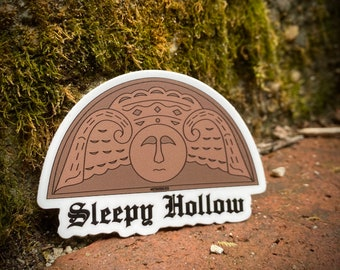 Sleepy Hollow Soul Effigy Sticker