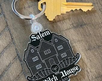 Witch House Keychain