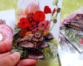 ACEO Holo Prints Pack of 10 Cards