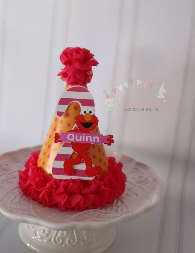 Elmo 2nd Birthday Party Package