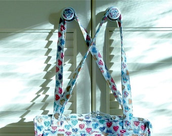 Baby Diaper Changing Bag Easy Clean Attached Pad Shower Gift Idea