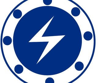 Charge Portal- Electric Car Vinyl Decal Sticker