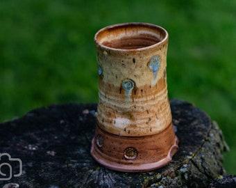 Wheel Thrown Pottery Tumbler