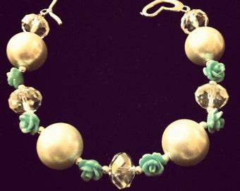 Petite Rose Bracelet