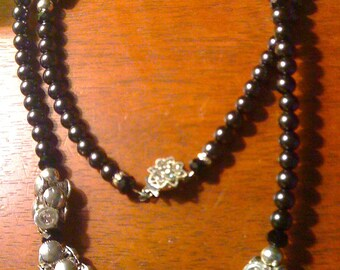 The Black Pearl Necklace