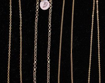 Oval Druzy Necklaces