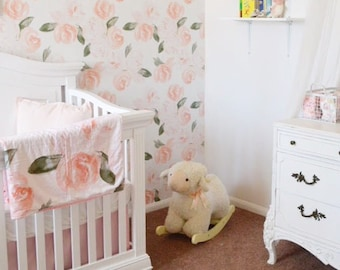 Nursery wallpapers | Etsy