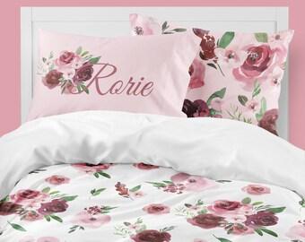 eea4c0cd7b52a Floral Bedding Set