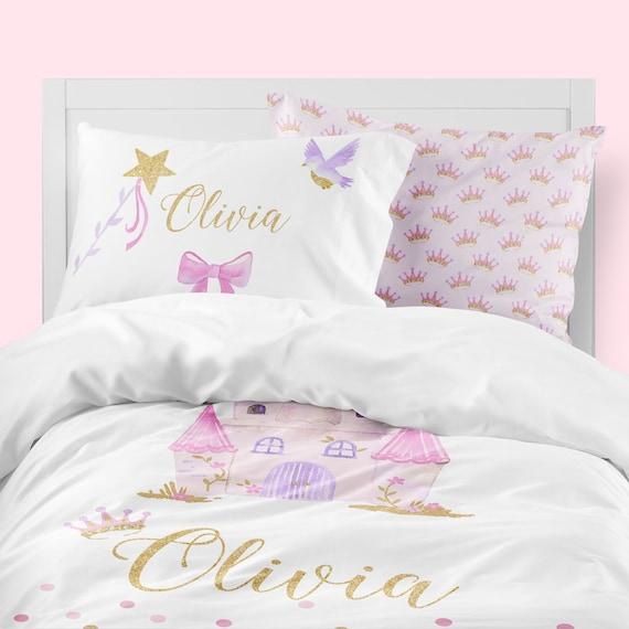 Girls Room Bedding Princess Fairy Tale, Fairy Princess Twin Bedding