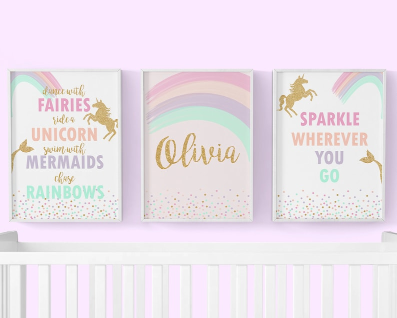 Personalized Unicorn Baby Blanket Baby Bedding Sherpa Minky Blanket Baby Shower Gift Crib Bedding Pink Unicorn Gift Baby Girl Nursery