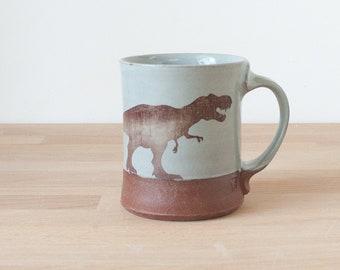 Dino Mug -T-Rex