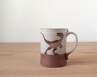 Velociraptor Mug