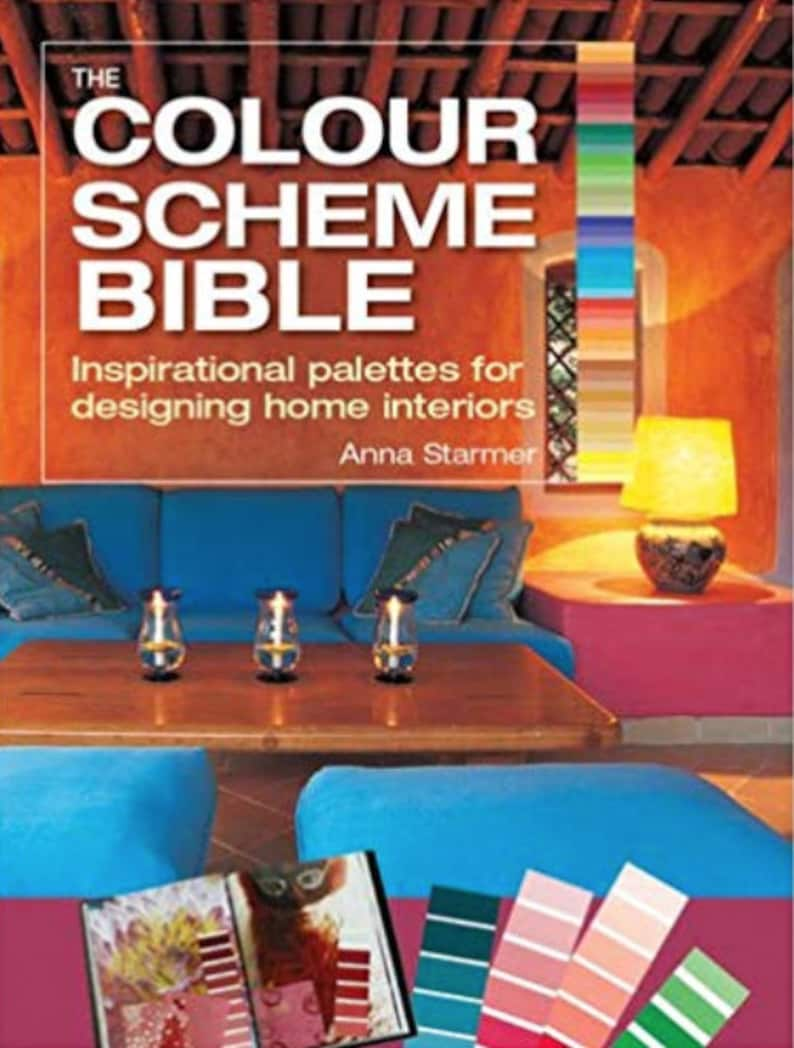 sixth printing 2008 no marks Gently Used Color Scheme Bible by Anna Starmer