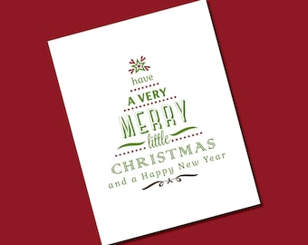 word art diy printable christmas cards