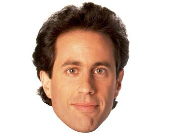 Jerry Seinfeld Babe Magnet