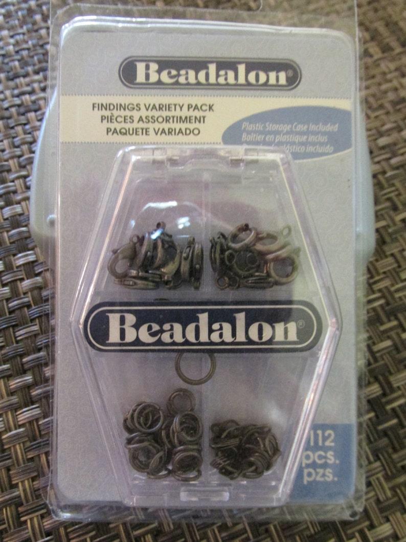 702d2df0248 Beadalon Clasps Silver Clasps Clasp Variety Pack Beadalon | Etsy